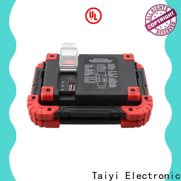 Taiyi Electronic durable handheld work light wholesale for electronics