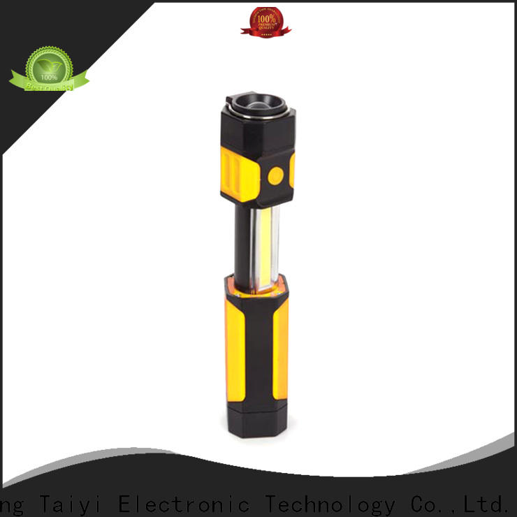 Taiyi Electronic rechargeable magnetic led work light series for multi-purpose work light