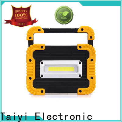 Taiyi Electronic pen rechargeable cob work light series for roadside repairs