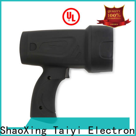 Taiyi Electronic search 12v handheld spotlight manufacturer for search