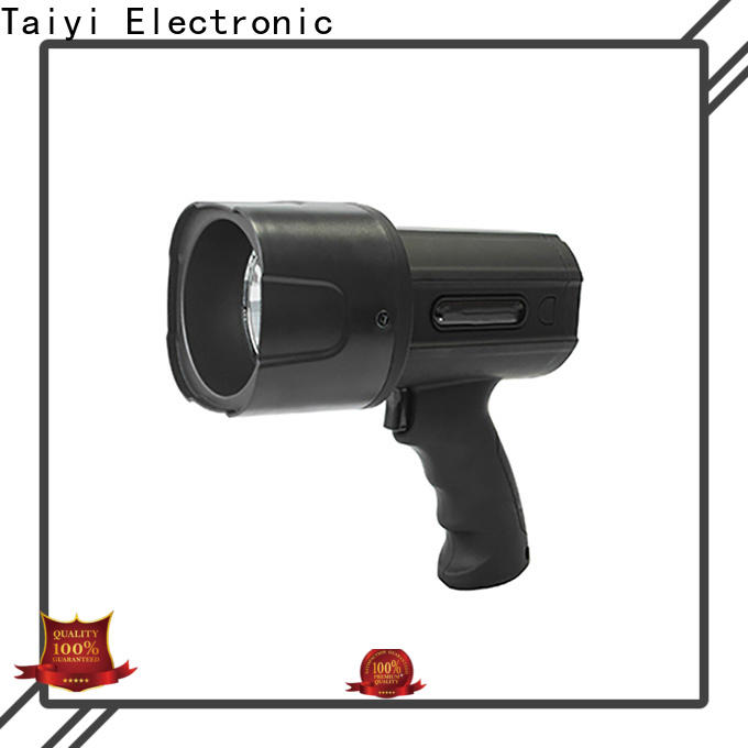 well-chosen rechargeable spotlight powerful wholesale for vehicle breakdowns