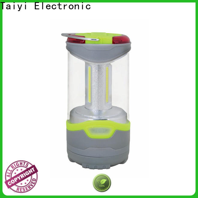 trustworthy camping lantern battery series for electronics