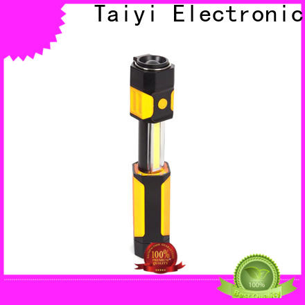 Taiyi Electronic magnet cordless work light series for roadside repairs