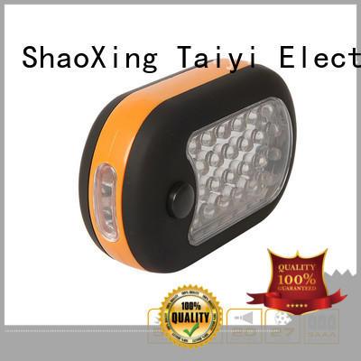 Taiyi Electronic professional portable led light manufacturer
