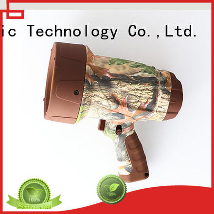Taiyi Electronic bright brightest portable spotlight manufacturer for sports