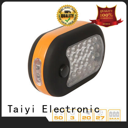 Taiyi Electronic high quality led work light manufacturer for roadside repairs