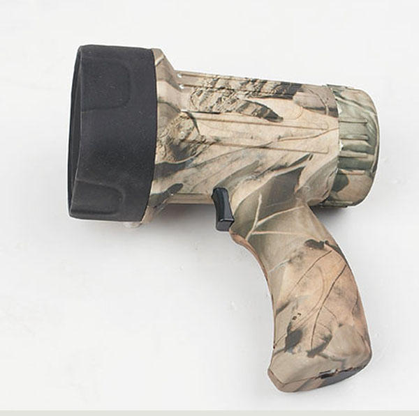 camouflage outdoor search light high bright spotlight