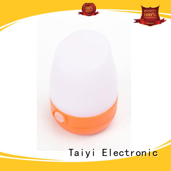 Taiyi Electronic durable rechargeable portable lantern manufacturer for electronics