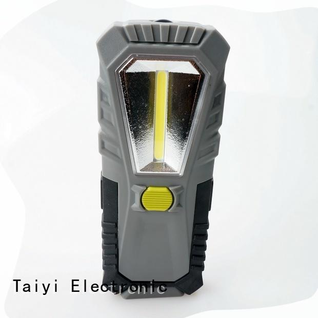 professional magnetic led work light rechargeable flood series for roadside repairs