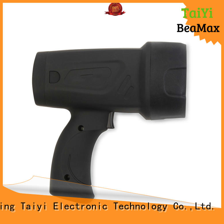 Taiyi Electronic high quality handheld spotlight for boat wholesale for vehicle breakdowns