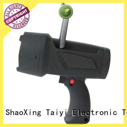 Taiyi Electronic professional portable led spotlight supplier for vehicle breakdowns