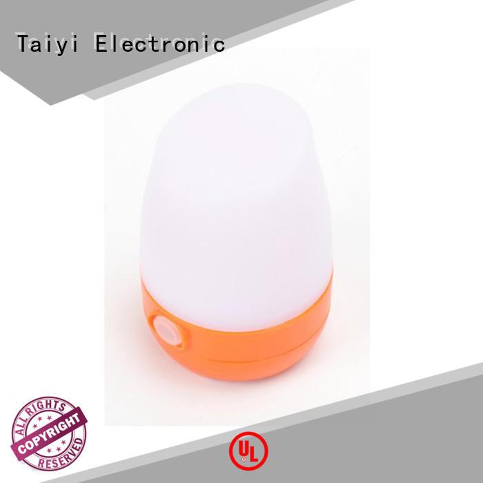 Taiyi Electronic online portable led light wholesale
