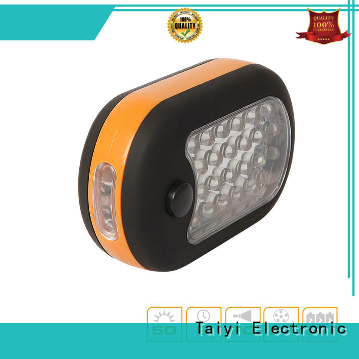 Taiyi Electronic durable led work light supplier for roadside repairs