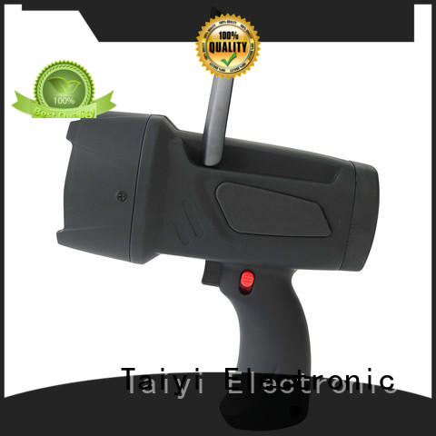 Taiyi Electronic reasonable best portable spotlight wholesale for search