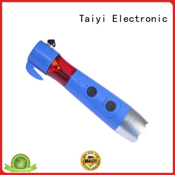 Taiyi Electronic 5-1 multi function super flashlight wholesale for electronics