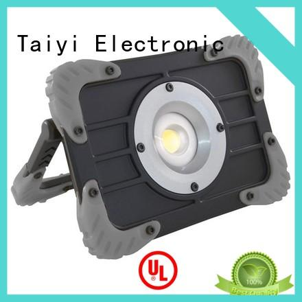Taiyi Electronic online led work light series for roadside repairs