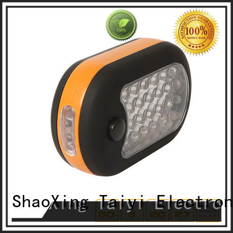 Taiyi Electronic portable led light supplier
