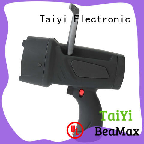 stand halogen handheld spotlight wholesale for security Taiyi Electronic