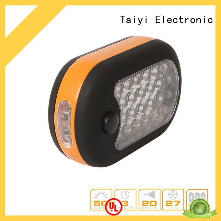 Taiyi Electronic portable led light manufacturer