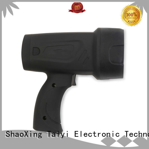 durable highest lumen handheld spotlight outdoor supplier for search