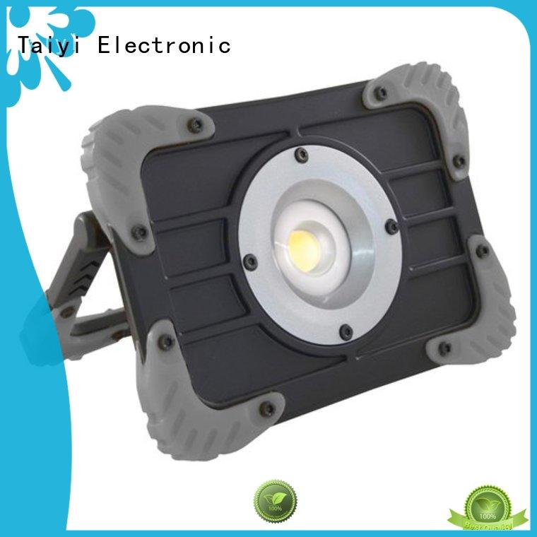 Taiyi Electronic led work light series for roadside repairs