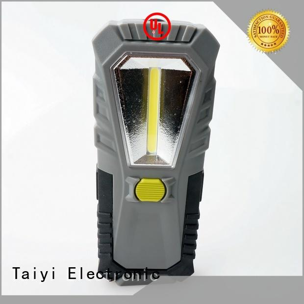 Taiyi Electronic work cordless work light supplier for roadside repairs