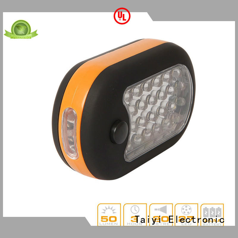 Taiyi Electronic durable led work light manufacturer for roadside repairs