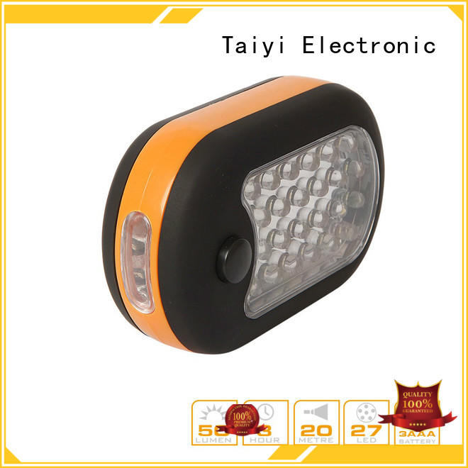 Taiyi Electronic portable led light manufacturer