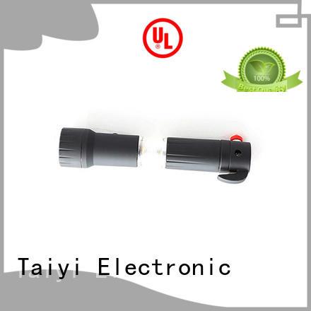 Taiyi Electronic 5-1 multi function best led flashlight wholesale for multi-purpose work light