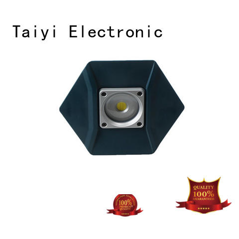 Taiyi Electronic rechargeable handheld work light supplier for roadside repairs