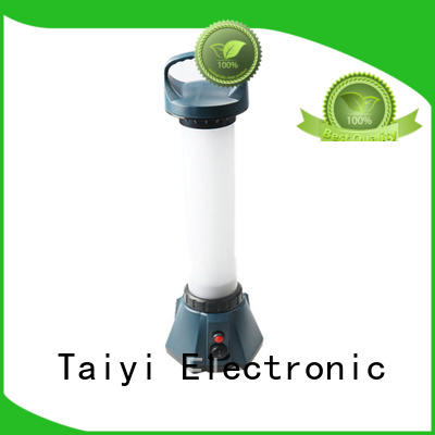 reasonable battery powered portable led work light supplier for electronics Taiyi Electronic