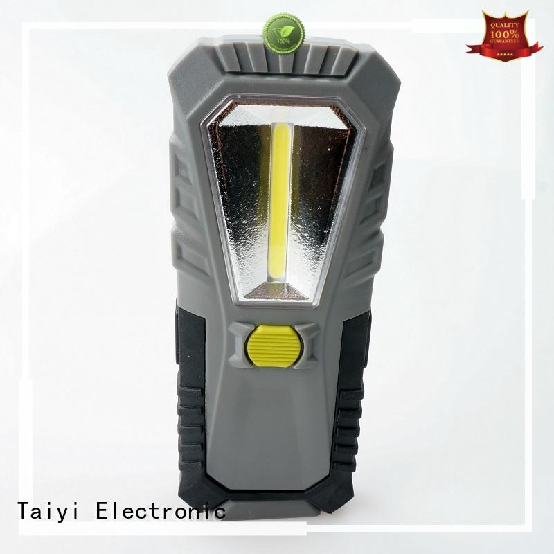 Taiyi Electronic quality rechargeable cob work light series for multi-purpose work light