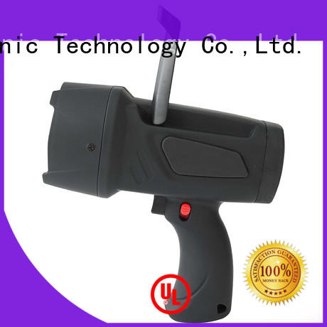 professional rechargeable spotlight rechargeable supplier for vehicle breakdowns