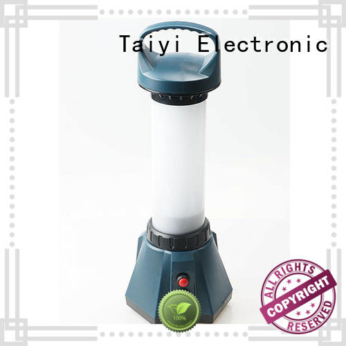 Taiyi Electronic green industrial work lights series for roadside repairs