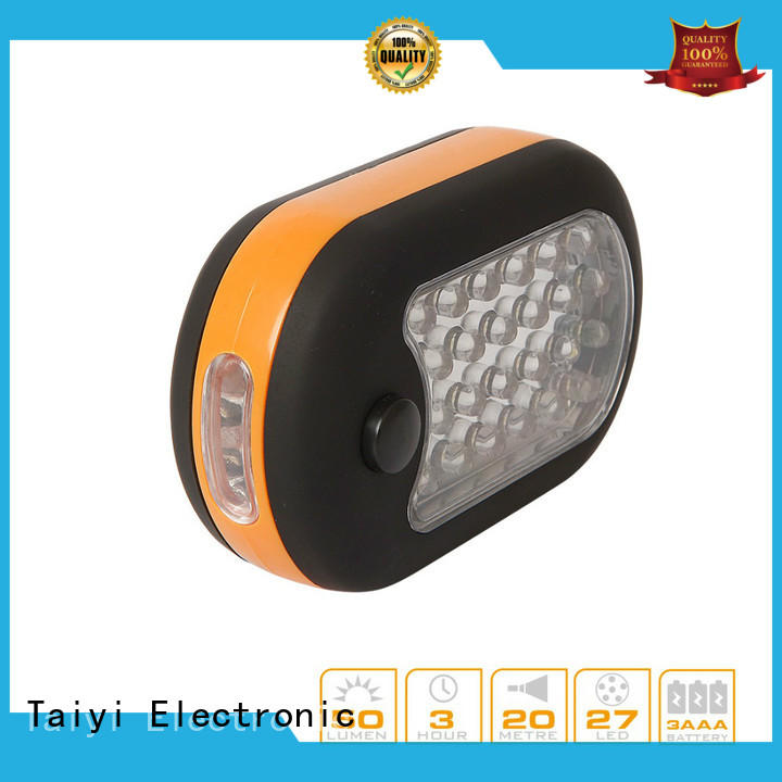 Taiyi Electronic portable led light series