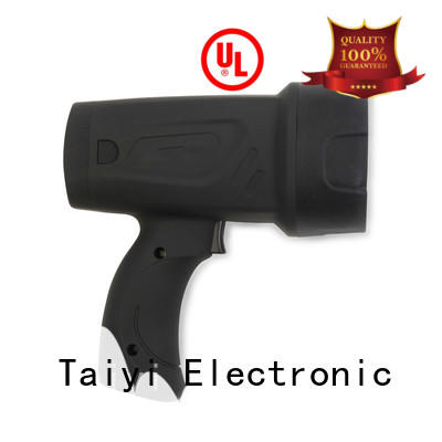 Taiyi Electronic search cordless spotlight manufacturer for camping
