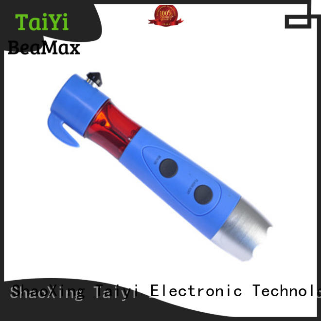 Taiyi Electronic high quality super flashlight supplier for roadside repairs