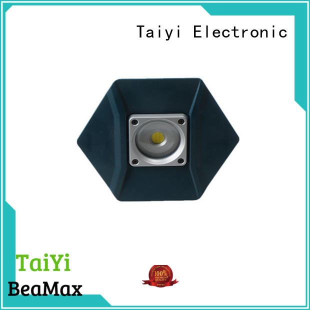 Taiyi Electronic durable 20w rechargeable led work light supplier for roadside repairs