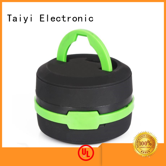 Taiyi Electronic portable best camping lantern wholesale for roadside repairs