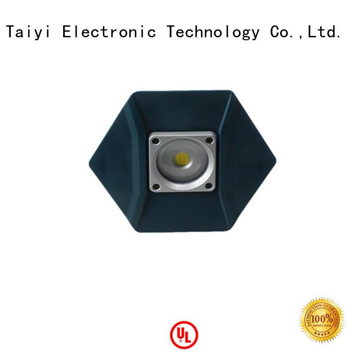 Taiyi Electronic durable cob led work light lantern for electronics