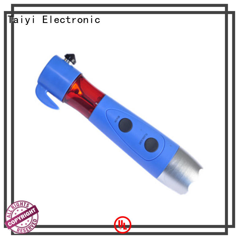 durable brightest led flashlight cutter supplier for roadside repairs