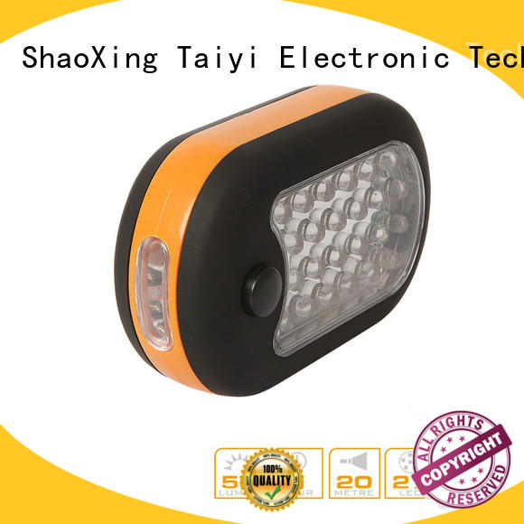 Taiyi Electronic high quality led work light supplier for roadside repairs