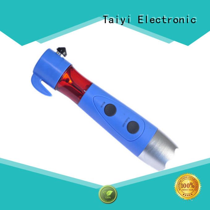 Taiyi Electronic high quality led flashlight wholesale for multi-purpose work light