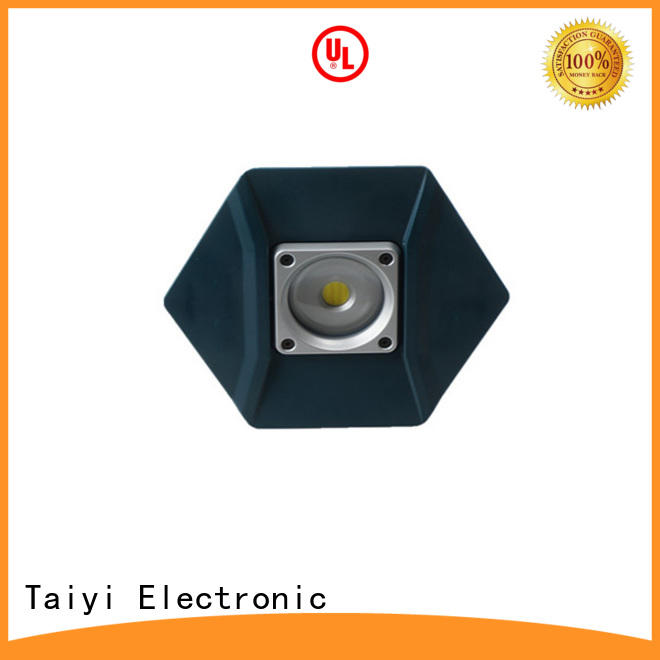 Taiyi Electronic rechargeable portable rechargeable work lights manufacturer for roadside repairs